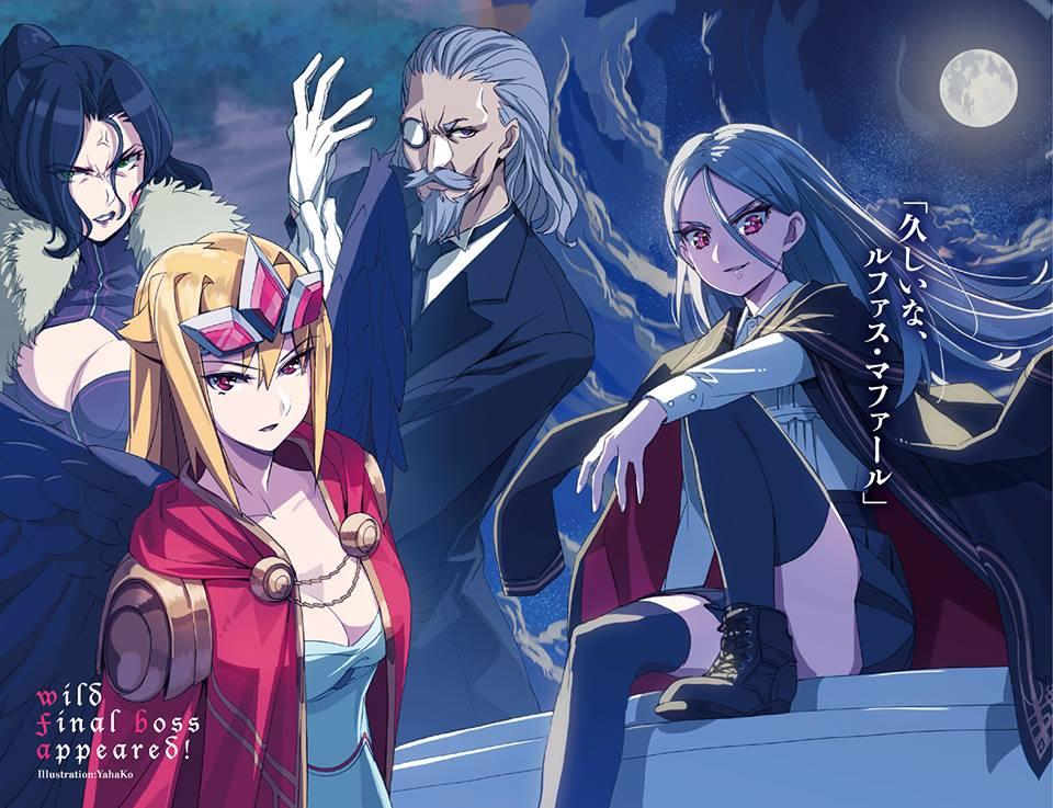 V5 colour Scorpius Ruphas Aigokeros Vampire Princess